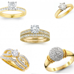 Latest Engagement Rings Design Collection 2014-5