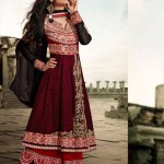 Latest Indian Party Wear Collection 2014 for Women-1