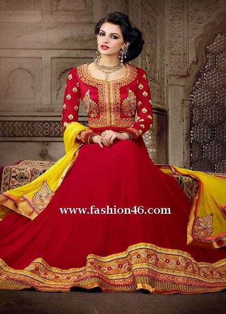 Latest Indian Party Wear Collection 2014 for Women Latest Indian Party Wear Collection 2014 for Women