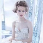 Latest Lazaro Bridal Gown Fall 2014 Collection-1
