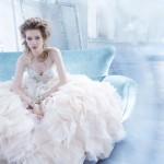 Latest Lazaro Bridal Gown Fall 2014 Collection-2