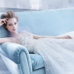 Latest Lazaro Bridal Gown Fall 2014 Collection-3