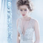Latest Lazaro Bridal Gown Fall 2014 Collection-6