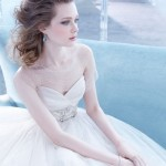 Latest Lazaro Bridal Gown Fall 2014 Collection-7