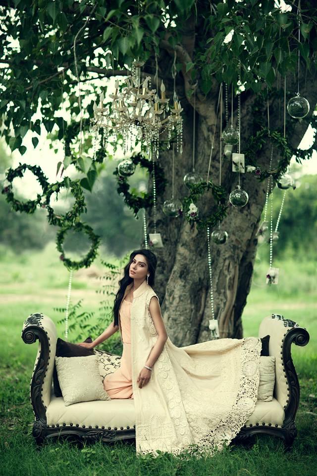 Latest Luxury Pret Dresses for Women 2014 By Sana Salman-1