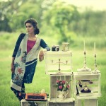 Latest Luxury Pret Dresses for Women 2014 By Sana Salman-7