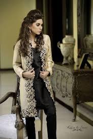 Latest Luxury Pret Dresses for Women 2014 By Sana Salman-8
