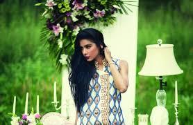 Latest Luxury Pret Dresses for Women 2014 By Sana Salman-9