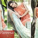 Latest Pareesa Wear Dresses 2014 by Chen One for Eid ul Azha-2