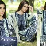 Latest Pareesa Wear Dresses 2014 by Chen One for Eid ul Azha-4