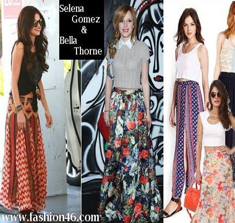 Latest Summer Trend Maxi Skirts Effortless Latest Summer Trend Maxi Skirts Effortless