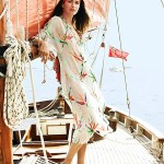 Latest Trend Gallery 2014 Extended Kaftan for Ladies-1