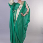 Latest Trend Gallery 2014 Extended Kaftan for Ladies-2