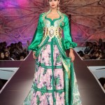 Latest Trend Gallery 2014 Extended Kaftan for Ladies-3