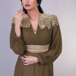 Latest Trend Gallery 2014 Extended Kaftan for Ladies-4