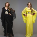 Latest Trend Gallery 2014 Extended Kaftan for Ladies-6