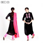 Pinkstich Girls Dresses Fashion 2014 for Eid-Ul-Azha-6