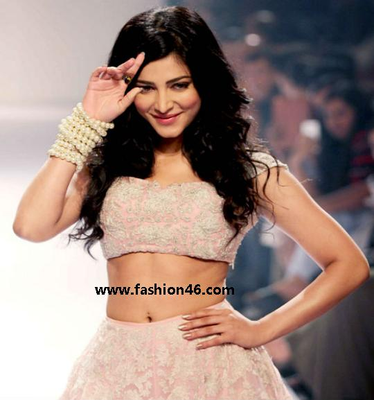Shruti Haasan Said That She Would Like to Have a Child