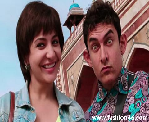 Aamir Khan and Anushka Sharma Looks Awesome in PK Teaser Aamir Khan and Anushka Sharma Looks Awesome in PK Teaser