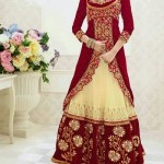 Contemporary Style Indian Designer Lehenga Choli Wedding Dresses-1