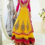 Contemporary Style Indian Designer Lehenga Choli Wedding Dresses-2
