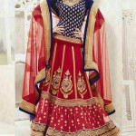 Contemporary Style Indian Designer Lehenga Choli Wedding Dresses-4
