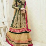 Contemporary Style Indian Designer Lehenga Choli Wedding Dresses-5