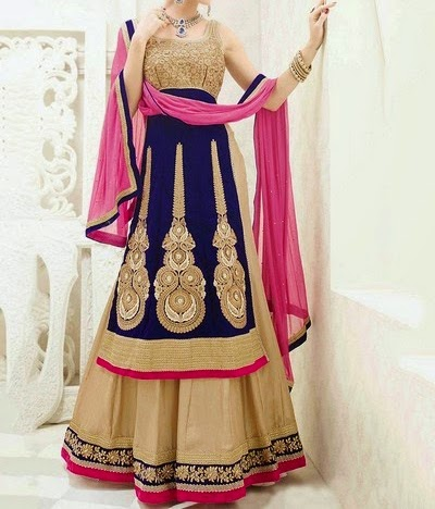 Contemporary Style Indian Designer Lehenga Choli Wedding Dresses Contemporary Style Indian Designer Lehenga Choli Wedding Dresses