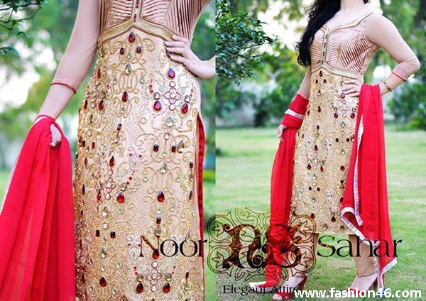 latest fashion news, latest fashion trends, latest dresses, latest clothing for women, shalwar kameez for women, latest fall collection, fall collection by nor sahar, latest fall dresses, latest women fashion, womens clothing, womens dresses, attractive fall dresses, stylish fall dresses, fall shalwar kameez dresses for women, women life style, noor sahar fashion designer, Pakistani models, Pakistani fashion brands, well know fashion brand