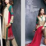 Fall Dresses 2014 For Women by House Of Ittehad-5