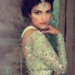 Latest Bridal Dresses 2014 For Women by Elan-8