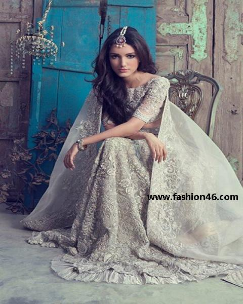 Latest Bridal Dresses 2014 For Women by Elan Latest Bridal Dresses 2014 for Women by Elan