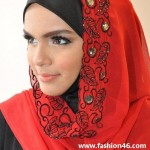 latest fashion news, latest fashion trends, latest dresses, latest women clothing, womens fashion, women hijabs collection, latest hijab fashion, latest plain hijabs, latest embroidery hijabs, latest embroidery hijab design, latest hijab designs 2014, embroidered hijab 2014, colorful hijabs collection, hijab for women, hijab for girls