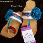 Latest Kolhapuri Footwear 2014 for Women