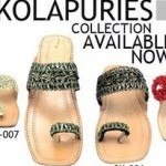 Latest Kolhapuri Footwear 2014 For Women-7