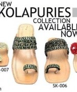 Latest Kolhapuri Footwear 2014 For Women-7