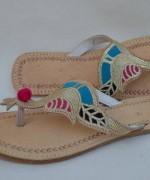 Latest Kolhapuri Footwear 2014 For Women-8