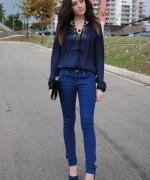 Latest Trendy Skinny Jeans for Summer Season-9