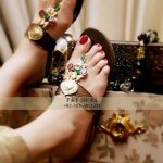New Footwear Collection 2014 for Women by Farah & Fatima-3