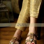 New Footwear Collection 2014 for Women by Farah & Fatima-6