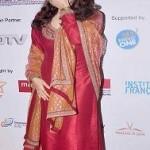 Preity Zinta Sabyasachi Outfit in MAMI 2014-1