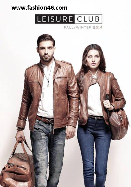Winter Collection 2014 for Men and Women by Leisure Club Winter Collection 2014 for Men and Women by Leisure Club