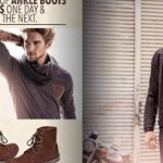 Latest Outfitters Autumn Winter Collection 2014-4