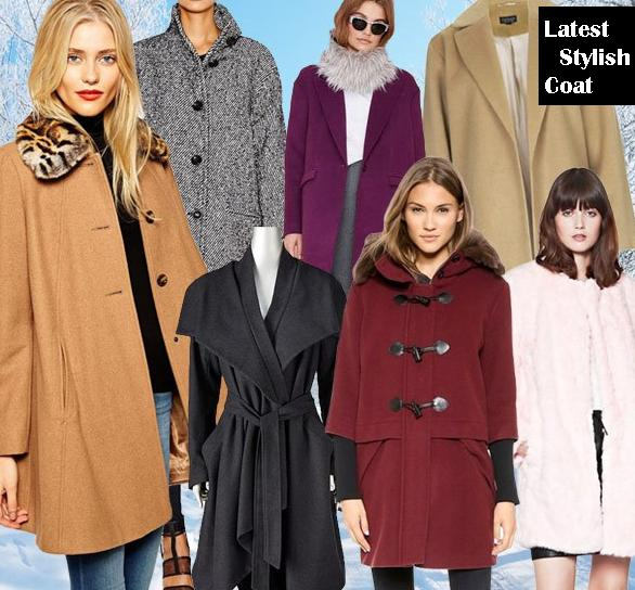 Latest Stylish Coat Collection For Trendy Outwear Latest Stylish Coat Collection For Trendy Outwear