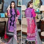 Latest Women Winter Dresses 2014 Volume 5 by Jubilee Cloth Mills-5