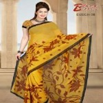 New Beautiful Party Wear Saree Collection for Summer-1