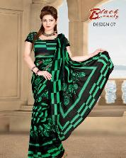 New Beautiful Party Wear Saree Collection for Summer-3