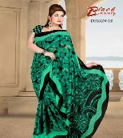 New Beautiful Party Wear Saree Collection for Summer-5