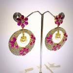 New Party Jewellery Designs 2014 by Mariam Sikander-5