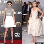 Jennifer Lawrence, Kristin Stewart and more Stylish Dressed Celebrities
